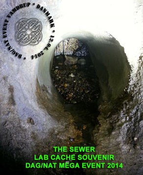 Lab Cache The Sewer