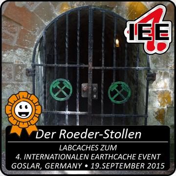 4. IEE Lab-Caches / Der Roeder-Stollen