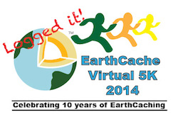 EarthCache Virtual 5K Run