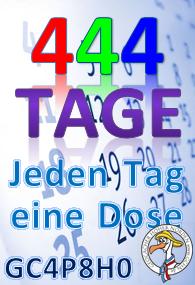 444 Tage Dauercachen Challenge (GCHN Edition)