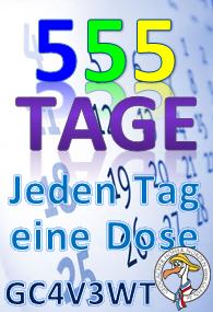 555 Tage Dauercachen Challenge (GCHN Edition)