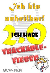TrackableFieber 2.0 Challenge (GCHN-Edition)