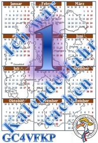 1 Kalenderjahr jeden Tag Challenge (GCHN-Edition)