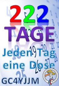 222 Tage Dauercachen Challenge (GCHN Edition)