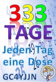 333 Tage Dauercachen Challenge (GCHN Edition)
