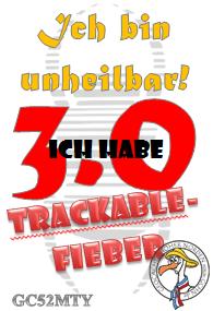 TrackableFieber 3.0 Challenge (GCHN-Edition)