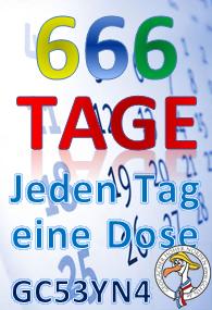666 Tage Dauercachen Challenge (GCHN Edition)