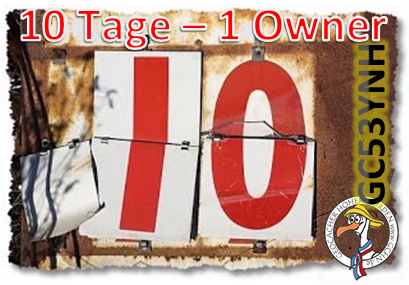 10 Tage - 1 Owner - Challenge (GCHN Edition)