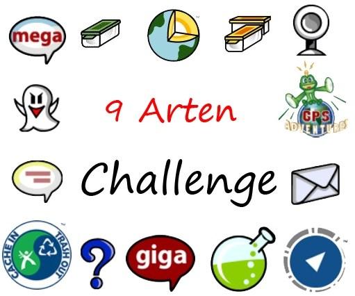 9 Arten Challenge