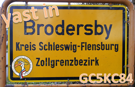 yast in Brodersby