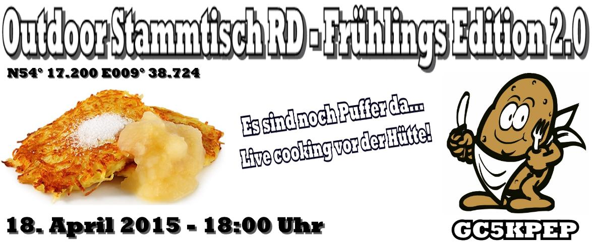 Outdoor Stammtisch RD - Fr�hjahrs Edition 2.0