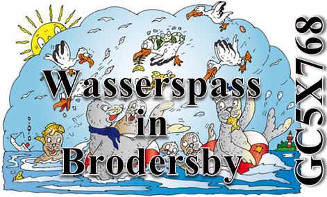 Wasserspass in Brodersby