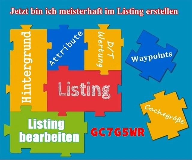 Käsching-Grundlagen - Listing