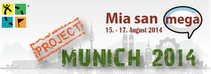 Project Munich 2014 - Mia san GIGA