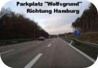 TB-Hotel - WOLFSGRUND - BAB 7, Richtung Hamburg
