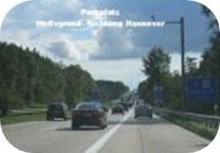 TB-Hotel -WOLFSGRUND - BAB 7, Richtung Hannover